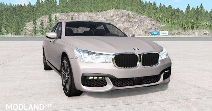 BMW 750i xDrive M Sport (G11) 2016 [0.12.0]